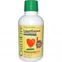 Liquid Calcium with Magnesium, Natural Orange Flavor