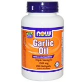 Garlic Oil, 1500 mg